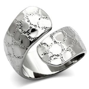 Stainless Steel Ring High polished (no plating)